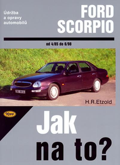 15. FORD SCORPIO