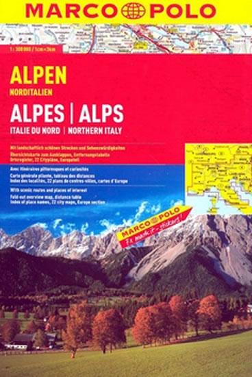 ALPY / ATLAS-SPIRÁLA 1:300T MD