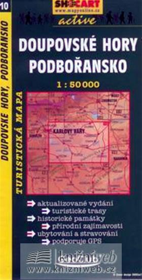 DOUPOVSKÉ HORY PODBOŘANSKO TMČ.10