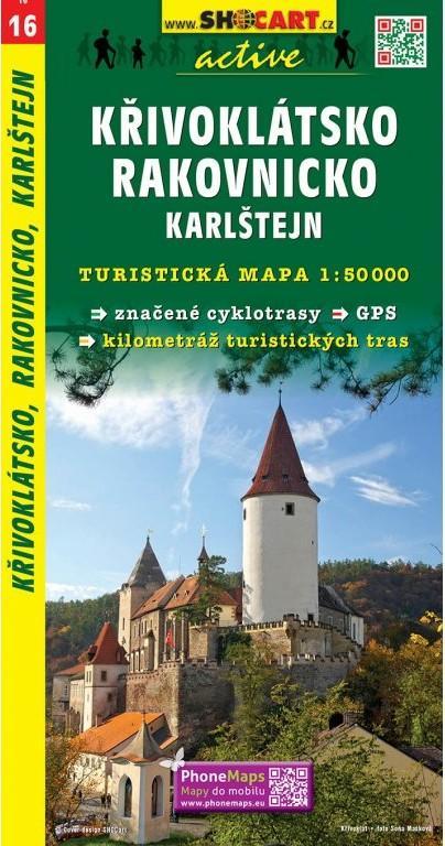 KŘIVOKLÁTSKO RAKOVNICKO KARLŠTEJN 1-50000