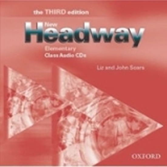 NEW NEW HEADWAY ELEMENTARY 3.VYD. CD