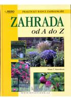 Detail titulu Zahrada od A do Z