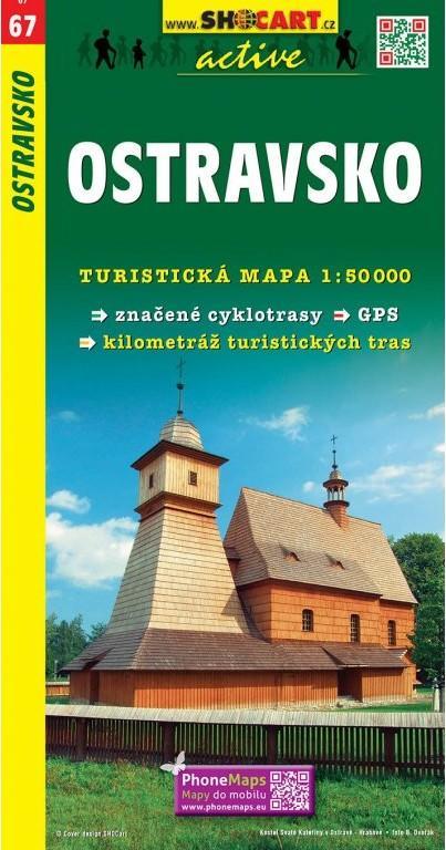 OSTRAVSKO TMČ.67 1-50000