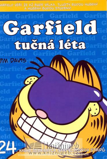 GARFIELD TUČNÁ LÉTA (Č.24)