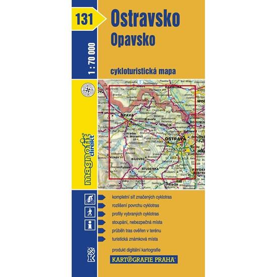 CM131 OSTRAVA - OPAVSKO