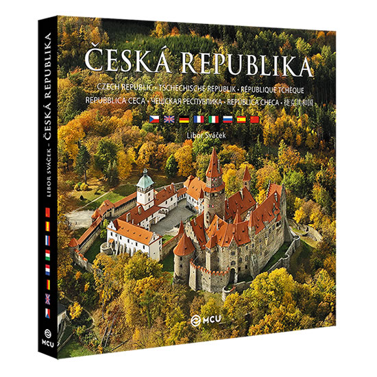 ČESKÁ REPUBLIKA(DOPROV.TEXT V 7 JAZYCÍCH
