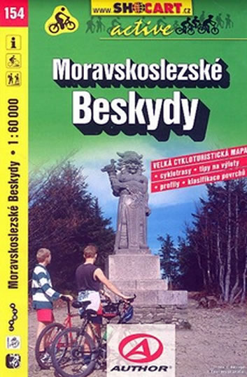 MORAVSKOSLEZSKÉ BESKYDY 154 [CYKLO]