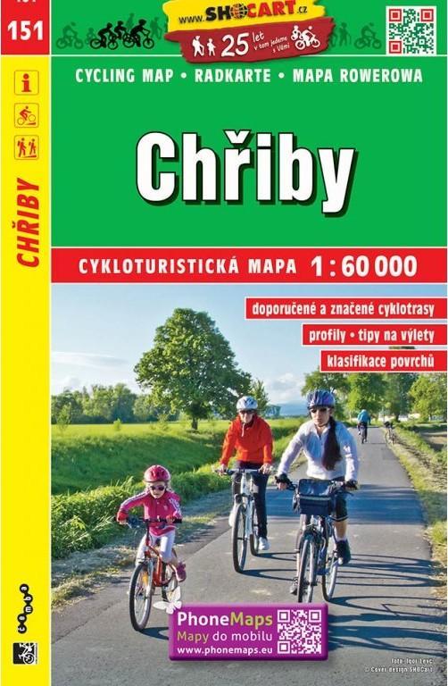 CHŘIBY CMČ.151
