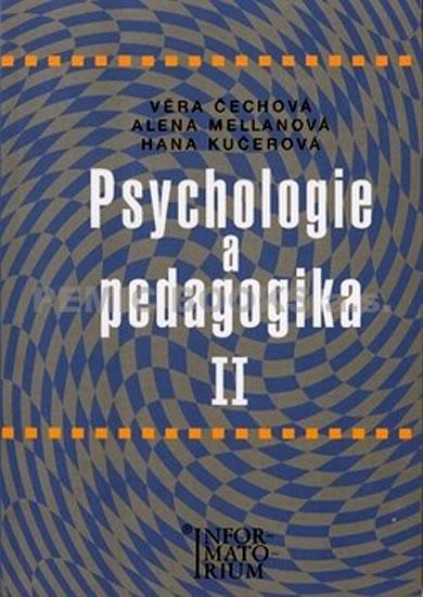 PSYCHOLOGIE A PEDAGOGIKA II          168,-D