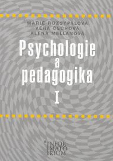 PSYCHOLOGIE A PEDAGOGIKA I.