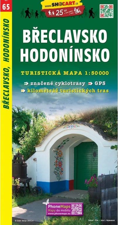 BŘECLAVSKO HODONÍNSKO TMČ.65 1-50000