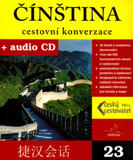 ČESKÝ CESTOVATEL - ČÍNŠTINA + CD
