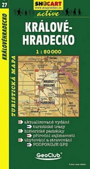 KRÁLOVÉ-HRADECKO TMČ.27 1-50000