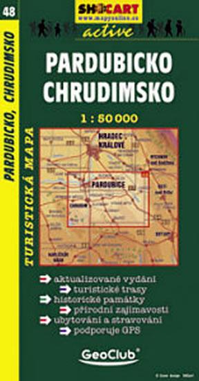 PARDUBICKO CHRUDIMSKO TMČ.48 1-50000