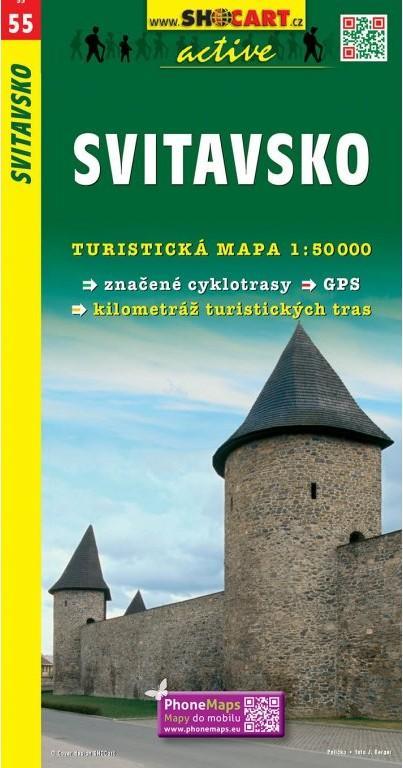 SVITAVSKO TMČ.55 1-50000