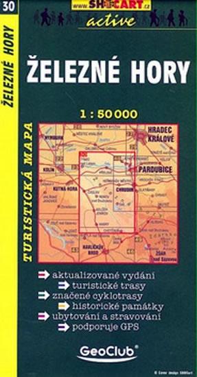 ŽELEZNÉ HORY TMČ.30 1-50000