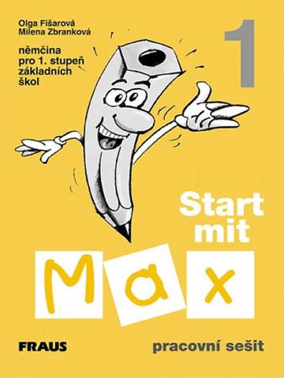 START MIT MAX 1. PRACOVNÍ SEŠIT