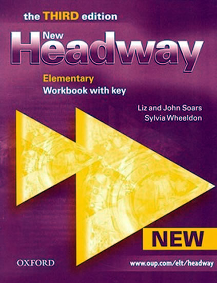 NEW NEW HEADWAY ELEMENTARY WB 3.VYD.
