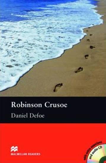 MR Pre-Inter Robinson Crusoe + CD
