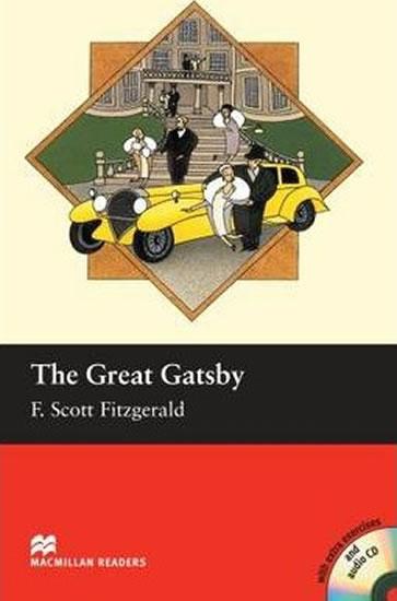 MR Inter Great Gatsby + CD