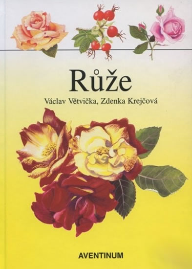 Knizniklub.cz: Růže