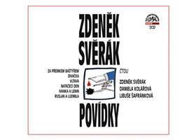 Povídky - Zdeněk Svěrák 2CD