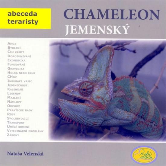 CHAMELEON JEMENSKÝ/ROBIMOUS