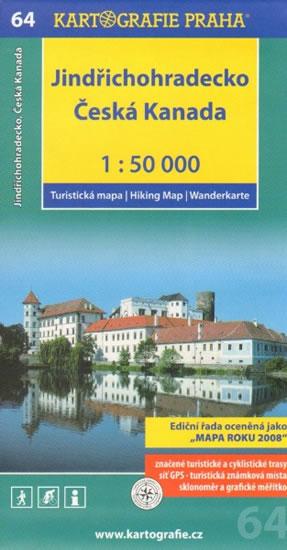 64/50 JINDŘICHOHRADECKO-ČESKÁ KANADA