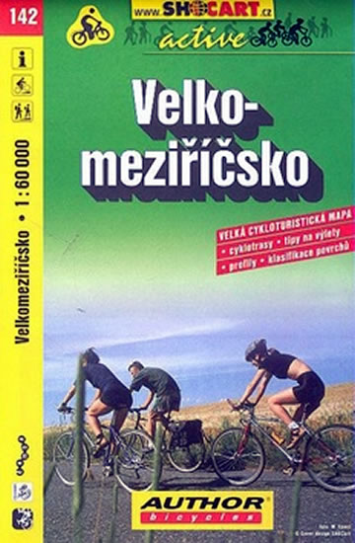 VELKOMEZIŘÍČSKO-142 CYKLO/SHOCART