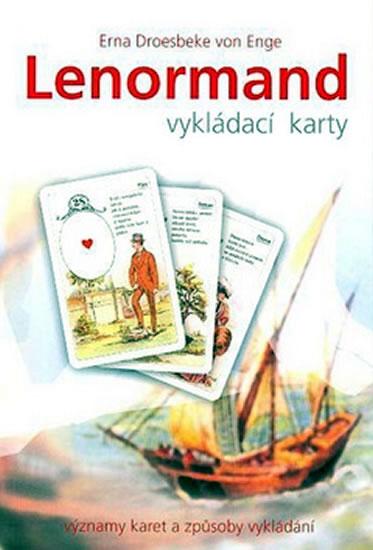 VYKLÁDACÍ KARTY LENORMAND - KOMPLET