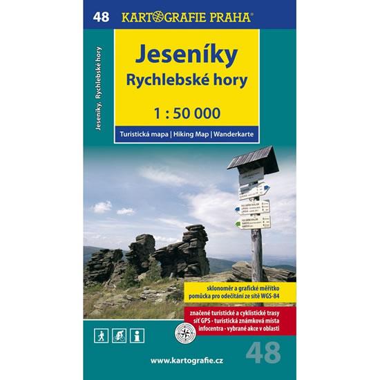50/48 JESENÍKY RYCHLEBSKÉ HORY MČ.48 (1:50000)