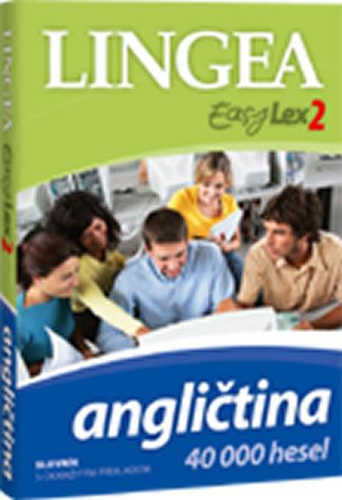 EASY LEX2 ANGLIČTINA/LINGEA
