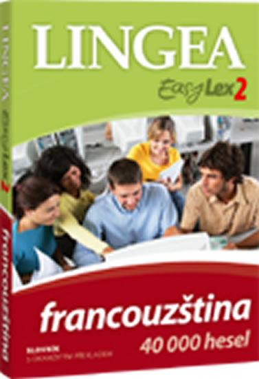 EASY LEX2 FRANCOUZŠTINA/LINGEA