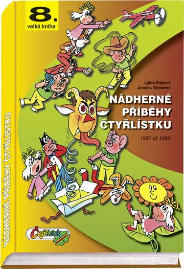 NÁDHERNÉ PŘÍBĚHY ČTYŘLÍSTKU 8.