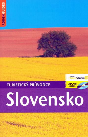 SLOVENSKO TURISTICKÝ PRŮVODCE+DVD