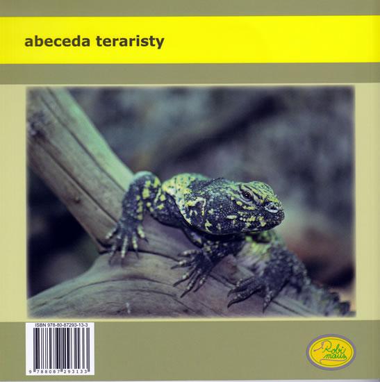 TRNOREP AFRICKÝ (ABECEDA TERARISTY)