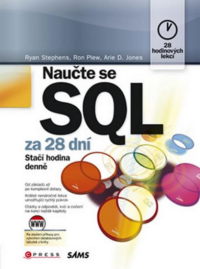NAUČTE SE SQL ZA 28 DNÍ