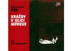 Vraždy v ulici Morgue - CD