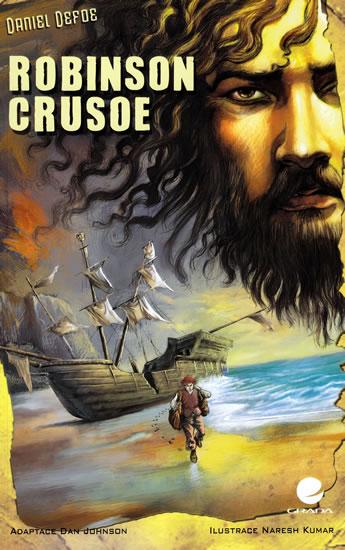 ROBINSON CRUSOE-KOMIX