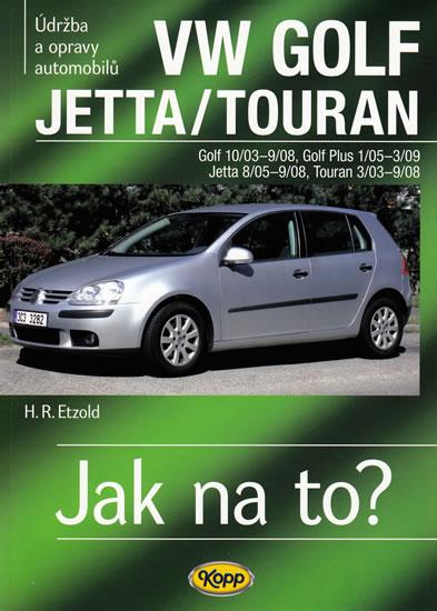 111. VW GOLF V/GOLF PLUS/JETA/TOURAN