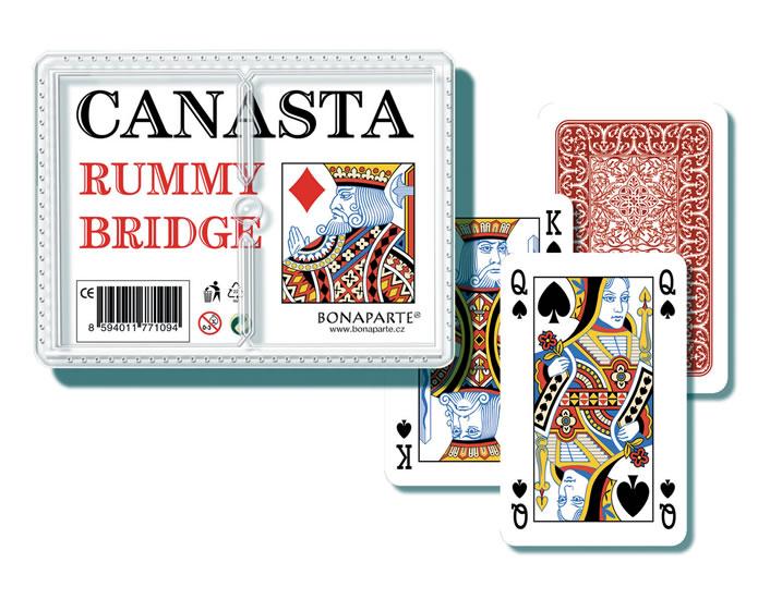 CANASTA KARTY
