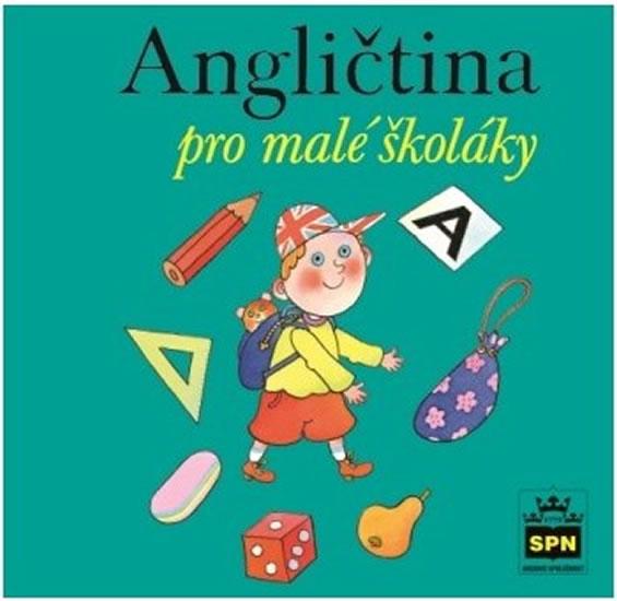 Angličtina pro malé školáky - CD