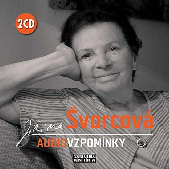 JIŘINA ŠVORCOVÁ AUDIOVZPOMÍNKY 2 CD/FONIA
