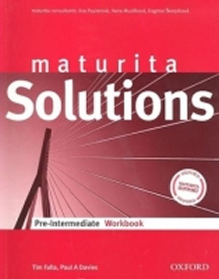 MATURITA SOLUTIONS PRE INTERMEDIATE WB MATURITA
