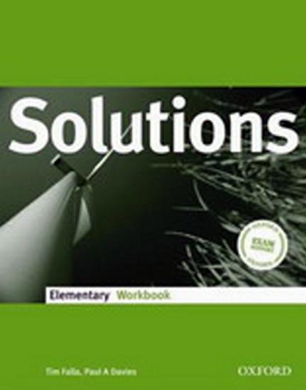 MATURITA SOLUTIONS ELEMENTARY WB