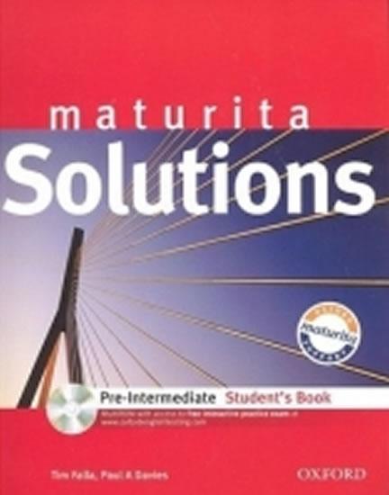 MATURITA SOLUTIONS PRE INTERMEDIATE SB MATURITA