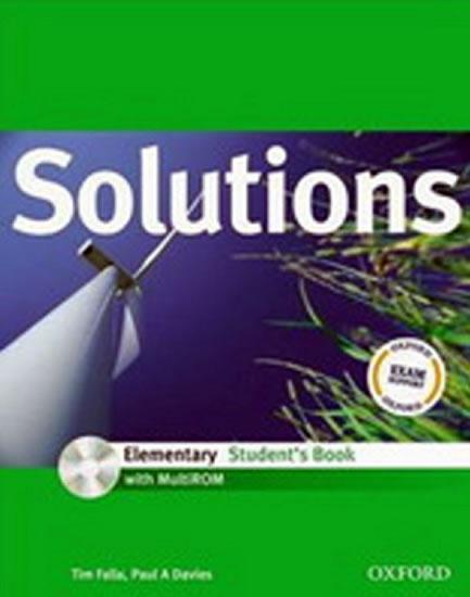MATURITA SOLUTIONS ELEMENTARY SB