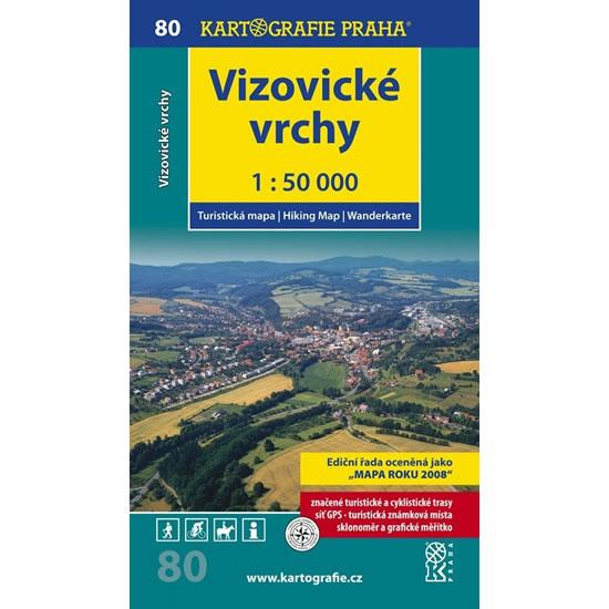 50/80 VIZOVICKÉ VRCHY