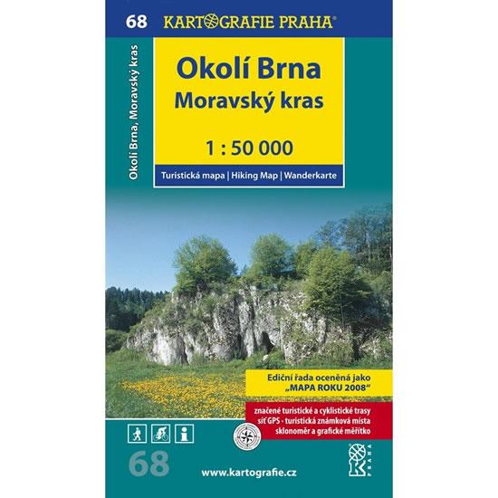 50/68 OKOLÍ BRNA MORAVSKÝ KRAS