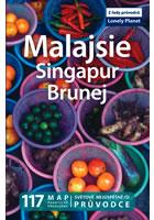 Detail titulu Malajsie, Singapur, Brunej - Lonely Planet